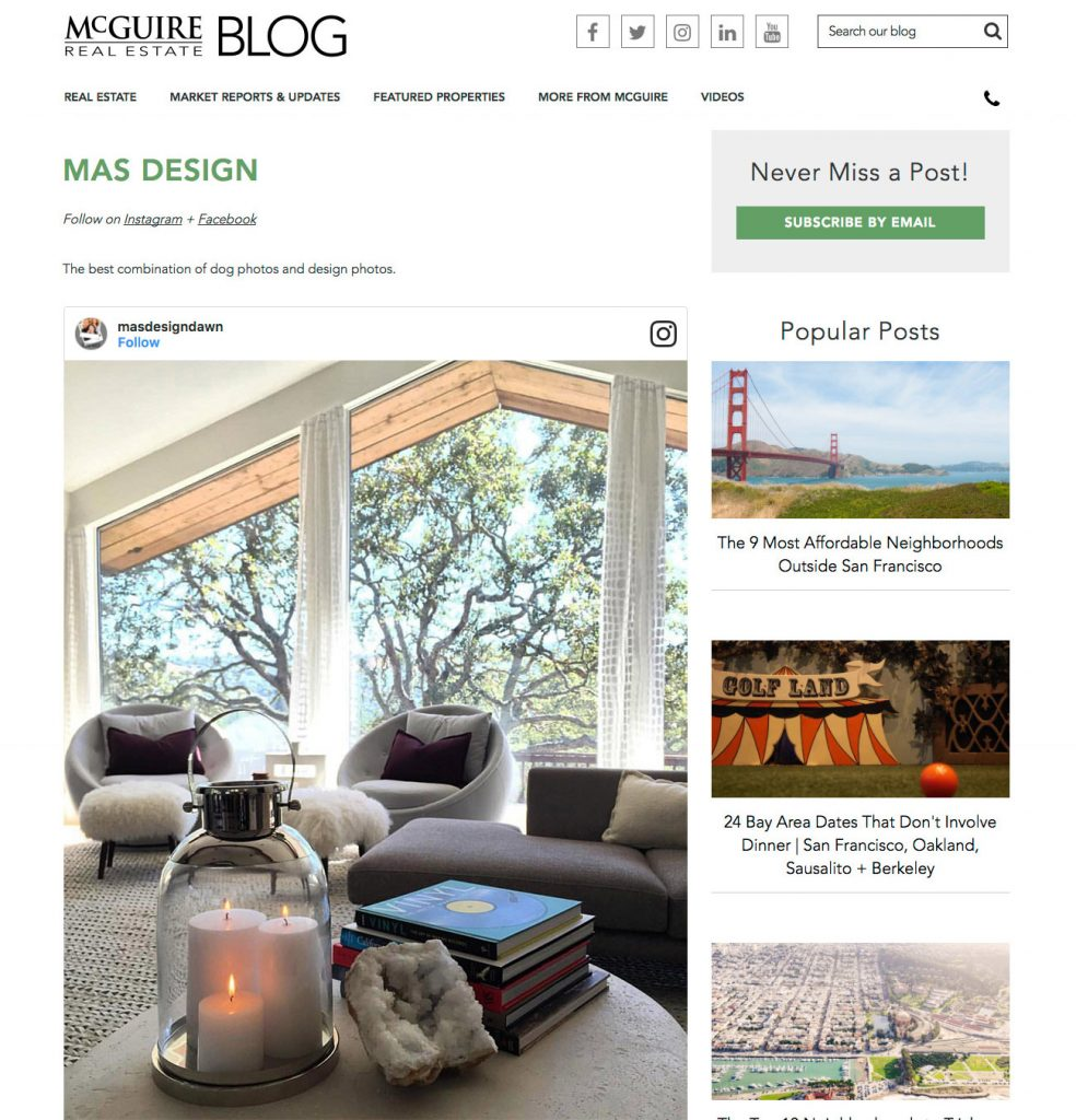 mas featured in the 12 bay area interior designers you should be